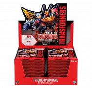 Transformers TCG Booster Rise of the Combiners Display (30) english