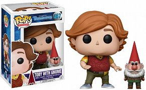 Trollhunters POP! Television Vinyl Figure Toby & Gnome 9 cm