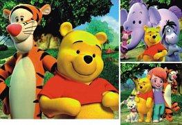 Tygr a medvídek Pú