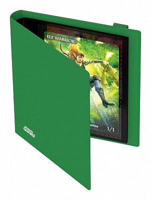 Ultimate Guard 2-Pocket Flexxfolio 20 Green