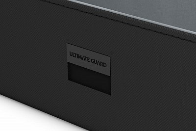 Ultimate Guard Arkhive™ 800+ Standard Size XenoSkin™ Black