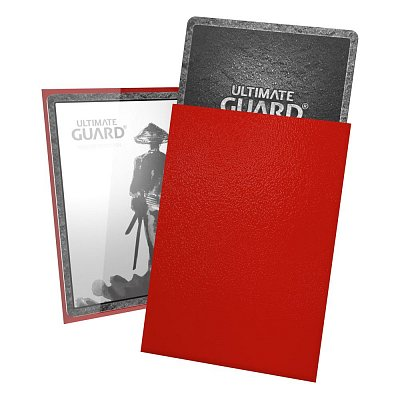 Ultimate Guard Katana Sleeves Japanese Size Red (60)