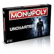 Uncharted Board Game Monopoly *English Version*