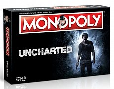 Uncharted Board Game Monopoly *German Version*