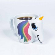 Unicorn 3D Heat Change Mug