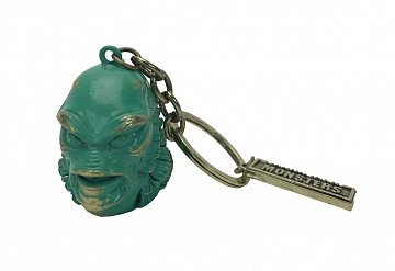 Universal Monsters Keychain Frankenstein Creature From The Black Lagoon 10 cm - 1
