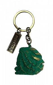 Universal Monsters Keychain Frankenstein Creature From The Black Lagoon 10 cm - 2