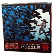 Walking Dead Puzzle Cover Issue 50