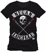 Walking Dead T-Shirt Negan Lucille