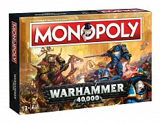 Warhammer 40,000 Board Game Monopoly *English Version*