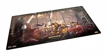 Warhammer Age of Sigmar: Champions Play-Mat Order: Devine Blast 64 x 35 cm