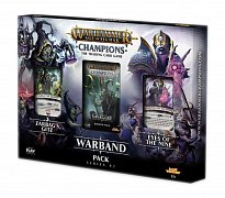 Warhammer Age of Sigmar: Champions Warband Collectors Pack Series 2 english