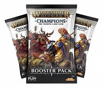 Warhammer Age of Sigmar: Champions Wave 1 Booster Display (24) english