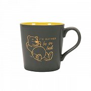 Winnie the Pooh Tapered Mug I\'d rather be in bed