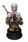 Witcher 3 Wild Hunt Bust Ciri Playing Gwent 20 cm