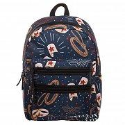 Wonder Woman Backpack Symbols