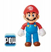 World of Nintendo Action Figure Wave 16 Mario with POW Block 10 cm
