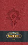 World of Warcraft Hardcover Ruled Journal Horde