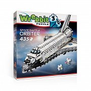 Wrebbit The Classics American Icons Collection 3D Puzzle Space Shuttle - Orbiter