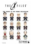 X-Files Trading Figure The Truth Is Out There Collection Titans Display 8 cm (20)