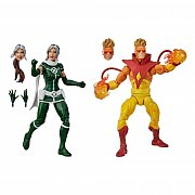 X-Men Marvel Legends Action Figure 2-Pack Marvel\'s Rogue & Marvel\'s Pyro 15 cm