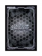 Yu-Gi-Oh! Card Sleeves Dark Black + Silver (50)