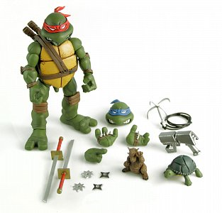 Želvy Ninja Akční figurka Leonardo - 2